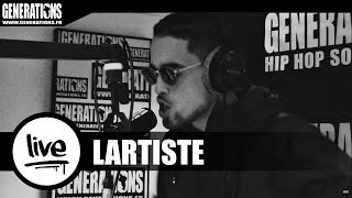 Lartiste - Joker (Live des studios de Generations)