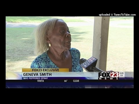 84 Year Old Woman Pepper Sprayed By Police In Her Home