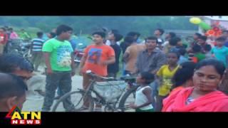 নজরুল জয়ন্তী উপলক্ষ্যে মানিকগঞ্জে হয়েছে ঘুড়ি উৎসব