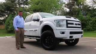 2015 F150 FTX Black Out Lifted Fully Loaded by Tuscany - Black Ops Package on FTX