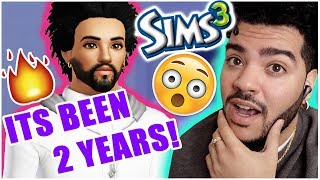 THE SIMS 3 IS BACK! AFTER 2 YEARS! - The Sims 3 - Part 1