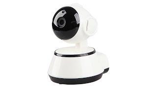HD 720P Wifi IP Camera App 360Eye V380 Configuration Setup , DVR8663