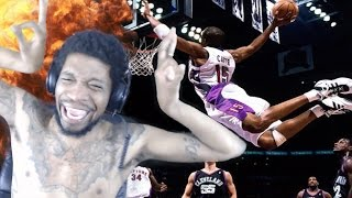 THE MOST DISRESPECTFUL MAN ALIVE… VINCE CARTER BEST DUNK ON EVERY TEAM IN THE NBA REACTION!
