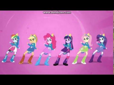 Мои маленькие пони скачать песни