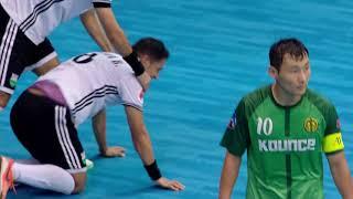 Nafit Al Wasat 6-1 Jeonju MAG FC (AFC Futsal Club Championship 2018 : Group Stage)