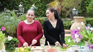 Quinoa Tabouli Recipe - Heghineh Cooking Show