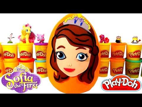 Xxx Mp4 Huevo Sorpresa Gigante De La Princesa Sofia En Español De Play Doh Juguetes Princesas De Disney 3gp Sex