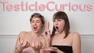 Should I play with his balls? - Testicle Curious