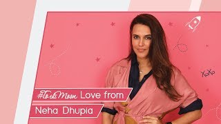#ToTheMoon Love from Neha Dhupia
