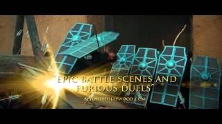 The Lost Bladesman UK US trailer