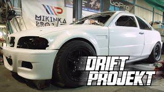 Drift Projekt - BMW e46 # 15 - Bodykit