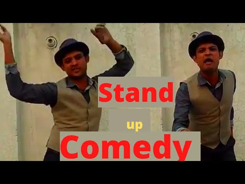 Stand up comedy   funny  first attempt anubhav bhalla 2016