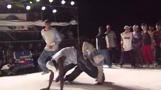 FINALE BOTY France 2002 - Vagabond vs Pockemon