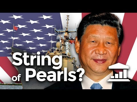 How is CHINA challenging the AMERICAN EMPIRE VisualPolitik EN
