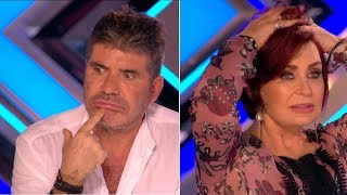 X Factor UK 2017 | Try Not To Laugh / The Worst Auditions