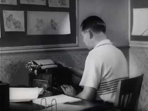 Walt Disney animation studio walkthrough   1936