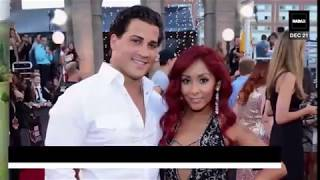Snooki's Husband Absent From Parties & Family Christmas Photo