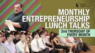 Be the next Entrepreneur – About SMU Institute of Innovation & Entrepreneurship
