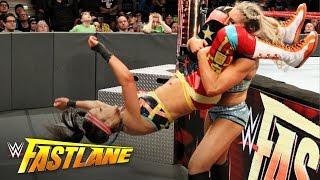 Bayley vs. Charlotte Flair - Raw Women's Title Match: WWE Fastlane 2017 (WWE Network Exclusive)