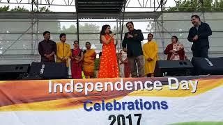 RANGABATI DANCE at London, Independence Day Celebration 2017