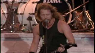 HQ: Harvester Of Sorrow [New Audio] - Metallica (Live 1991)