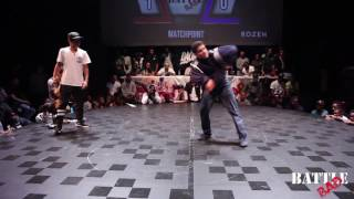 SHIGEKIX vs PACPAC - BBOYING FINAL - Battle BAD 2016