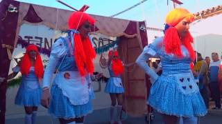 Carnaval en Batan Caceres 8 - 2 - 2015