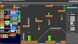 Unreal Engine 4.7 - Paper 2D Creating and Editing Tilemaps