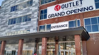 VF Outlet Center grand opening - West Reading, PA