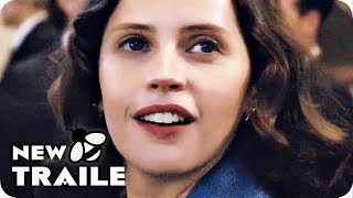 On the Basis of Sex Trailer (2018) Felicity Jones, Armie Hammer Movie