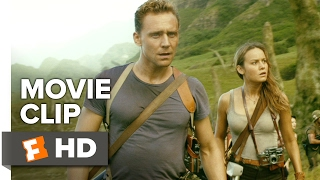 Kong: Skull Island Movie CLIP - Graveyard (2017) - Tom Hiddleston Movie
