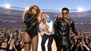 2016 Super Bowl Halftime Show (Korean Lyrics, 한글 가사)