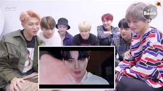 BTS REACTION TO WANNA ONE - BOOMERANG