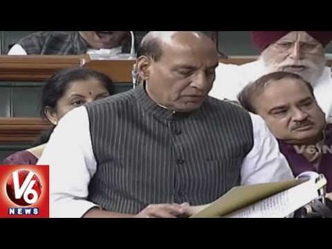 Parliament Budget Session | Question Hour Continues In Lok Sabha | V6 News