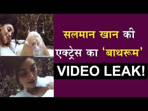 Xxx Mp4 SHOCKING Actress Mahek Chahal S Sensual Shower Scene In Bathtub Leaked Online 3gp Sex