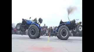 NEW HOLLAND 5500 VS SONALIKA 60