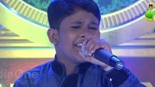 Badhusha - Best Performance,  Zuhra Bathool - Pathinalam Ravu Grand Final - Mappila Songs