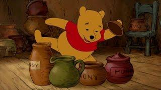 Pooh's Tummy   The Mini Adventures of Winnie The Pooh   Disney
