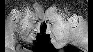 Muhammad Ali vs Joe Frazier - 8 minutes of motivation!