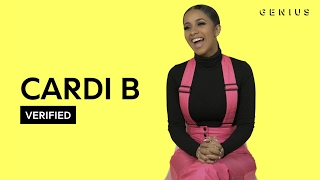 "Cardi B ""Hectic"" Official Lyrics & Meaning 