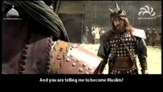 Hz.Ali(k.v) Hayber kalesi Haris Ve Merhab-Battle Of Khyber Imam Ali English Subtitles