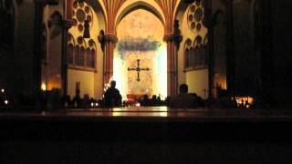 Adoramus Te Domine (St. Bonifatius Church - New Years Eve 2011)