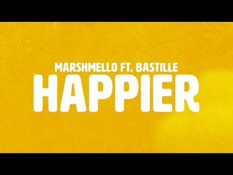 Xxx Mp4 Marshmello Ft Bastille Happier Official Lyric Video 3gp Sex
