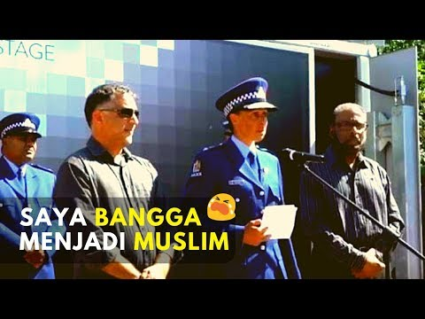 Xxx Mp4 Muslim Kepala Polisi Christchurch Selandia Baru Menahan Tangis Saat Berpidato 💥 Sub Indonesia 3gp Sex