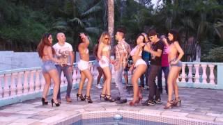 Video-Clipe (cheio de gostosas) - Banda de Forró: Amor A3 - Música: Muleque Piranha