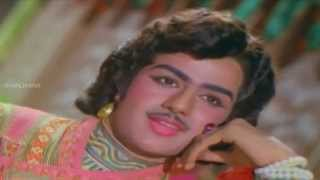 Akbar Saleem Anarkali Movie || Thane Meli Musugu Video Song || NTR, Balakrishna, Deepa