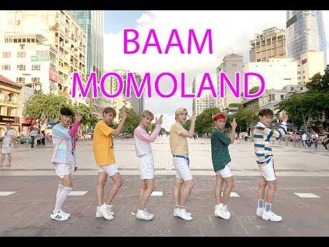 [KPOP IN PUBLIC CHALLENGE] MOMOLAND(모모랜드) _ BAAM Dance Cover by HEAVEN DANCE TEAM