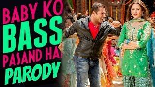 Baby Ko Bass Pasand Hai Full Song Parody || Sultan || Salman Khan || Shudh Desi Videos