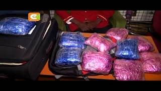 3 KQ staff arrested with narcotics