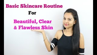 Best Skincare routine For Beautiful ,Clear & Flawless Skin   Teenager's Special    Miss Priya TV  